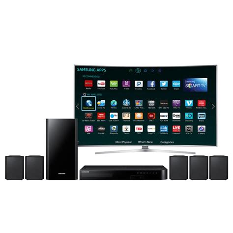 Home Theater Samsung Plus Tv samsung ht j4500 5 1 channel 500 watt 3d home theater system 2015 model