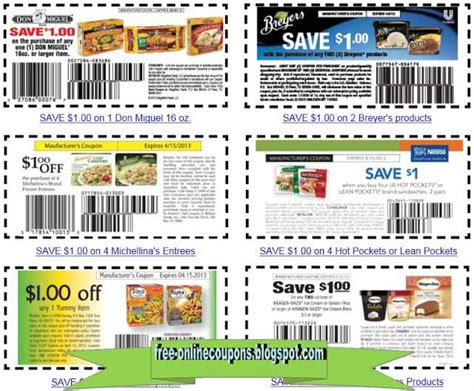 printable grocery coupons printable coupons 2018 grocery coupons