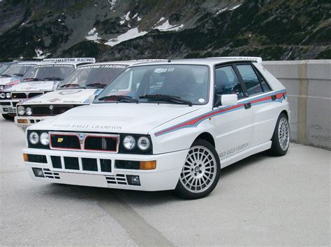 Lancia Delta S Automobiles If Money Could Buy