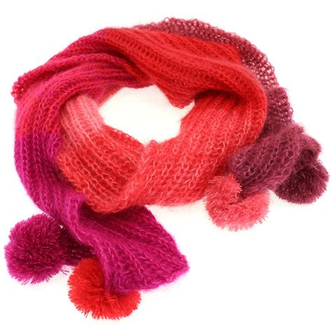 charity scarf finished knitted accessories union