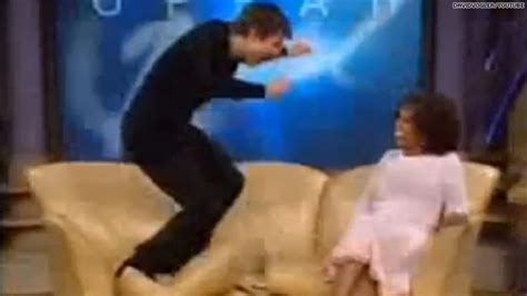 tom cruise jumps on couch remember this tom cruise couch jumping hlntv com