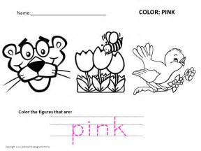 Free Color Worksheets Lesupercoin Printables Worksheets Educational Coloring Pages For Preschoolers