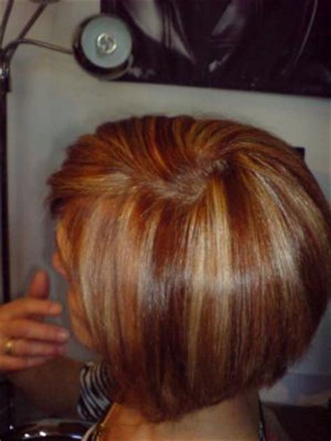 couleur cuivre meche with couleur cuivre meche coloration caramel avec mches de salonmathieu page 83 salonmathieu skyrock