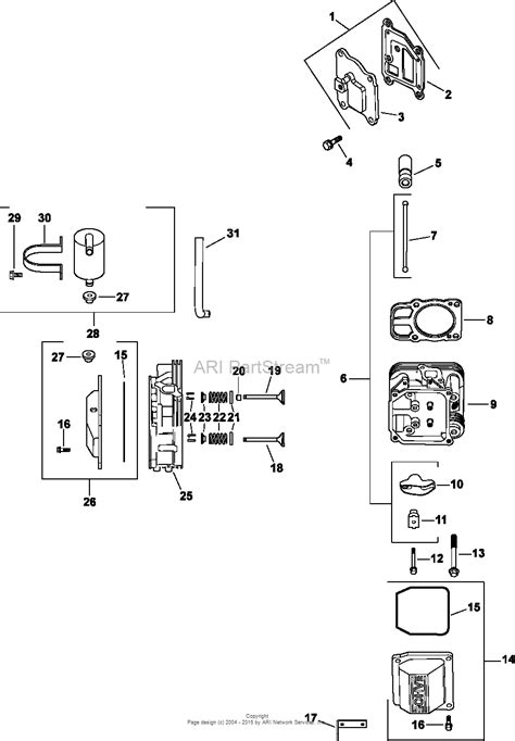 kohler mand 18 hp engine fuel diagram 18 hp onan engine