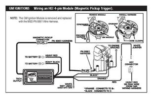 mallory hei ignition wiring diagram images