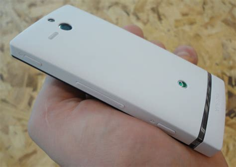 Hands on with the Sony Xperia S, P and U • The Register Xperia U White Hands On