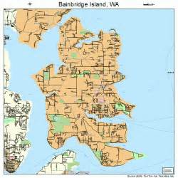 bainbridge map bainbridge island washington map 5303736