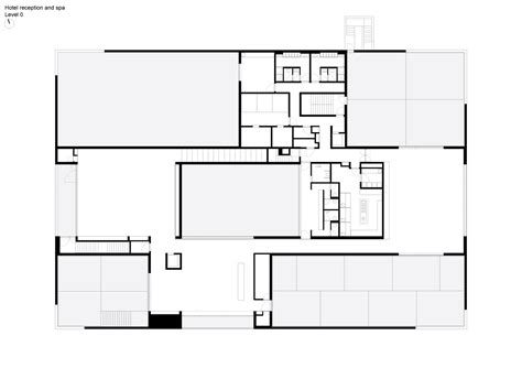 Large Home Floor Plans gallery of l and vineyards hotel promontorio studio