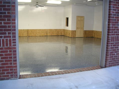 capitalr coatings and concrete garage floor epoxy appleton