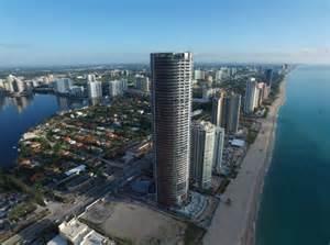 Porsche Design Condo Miami South Florida Condo Construction Porsche Design Tower