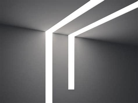 plexiform illuminazione profilo per illuminazione lineare in alluminio da incasso