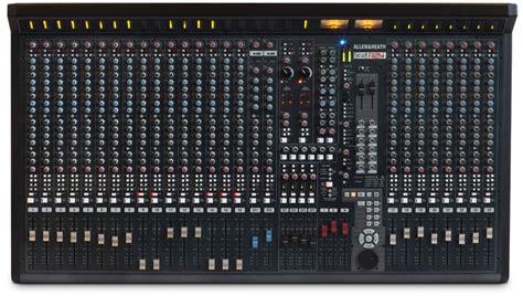 Mixer Allen Heath 24 Channel allen heath gs r24 24 channel studio recording mixer
