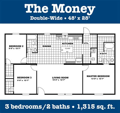 wide floor plans with photos wide floor plans you got it homes