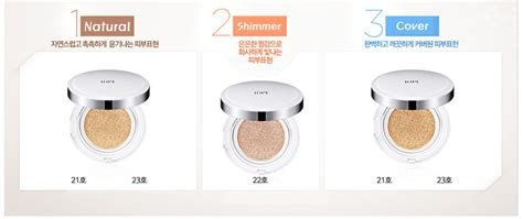 Sulwhasoo Perfecting Cushion Spf50 Pa Shade 21 iope air cushion xp sulwhasoo evenfair perfecting