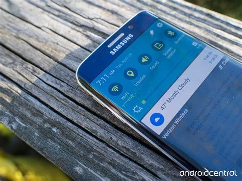 Samsung Galaxy S Wifi a look at wifi options on the samsung galaxy s6 android central