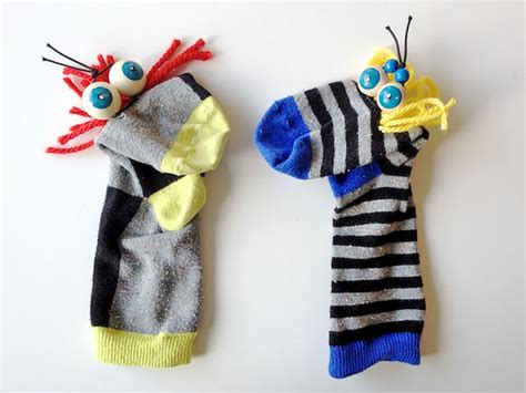 sock puppets with toddlers 7 diy sock puppets handmade