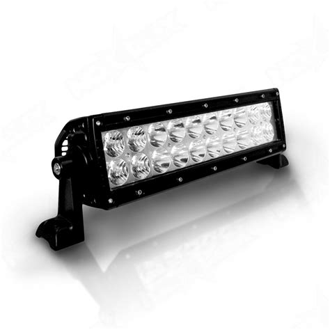 led light bar video 10 quot dual row led light bar 10 in led light bars nox lux