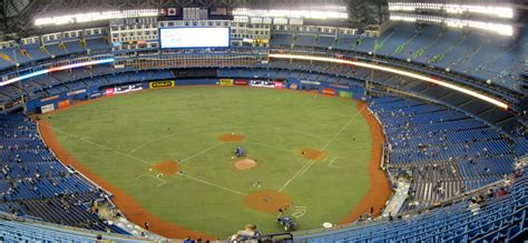 section 524 rogers centre cook son stadium views rogers centre