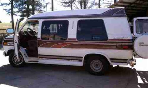 how does cars work 1993 chevrolet sportvan g20 spare parts catalogs buy used 1993 chevrolet g20 sportvan extended passenger van 3 door 5 7l in carthage mississippi