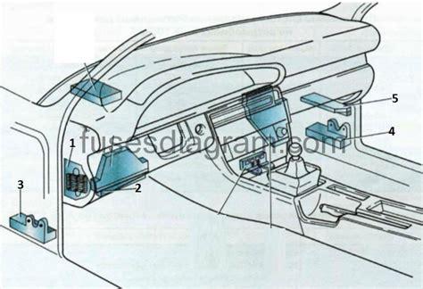 security system 1990 audi 100 engine control fuse box audi a6 c4