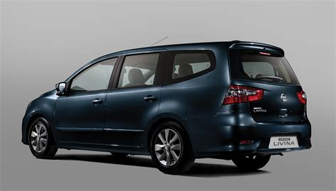Nissan Grand Livina by Nissan Grand Livina Facelift Introduced From Rm87k Image
