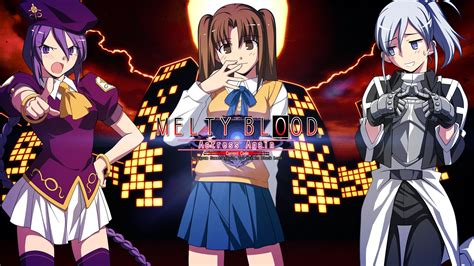 actress cat in blood melty blood actress again current code back alley