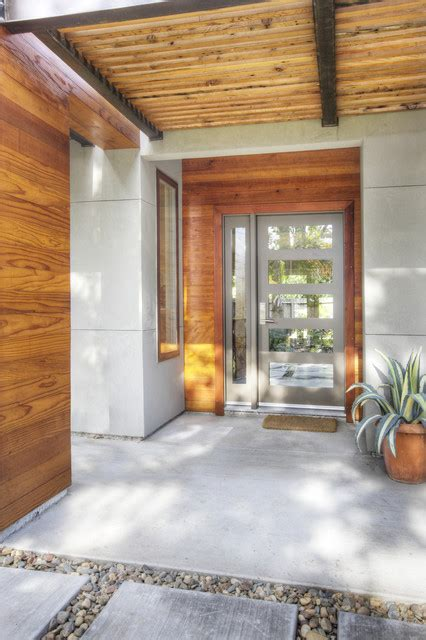 Front Door Contemporary Entry Sacramento By Mak Exterior Doors Sacramento