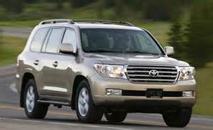 Toyota Land Cruiser 2008 Car And Driver