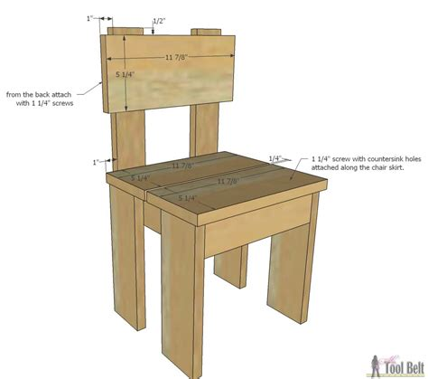 simple desk chair plans simple kid s table and chair set tool belt