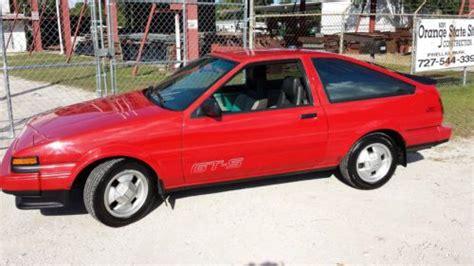 1985 Toyota Corolla Gts Buy Used 1985 Toyota Corolla Gts Ae86 Liftback Rwd Lsd
