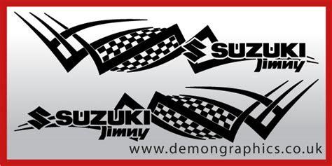 Suzuki Jimny Logo Logo Tribal Suzuki Jimny 163 19 99 Both Sides Logo Tribal