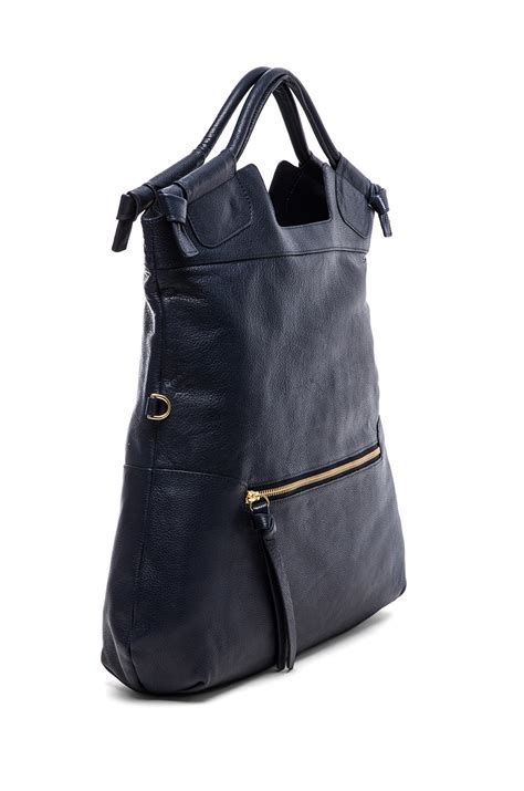 Foley And Corinna City Tote by Foley Corinna Mid City Tote In Blue Navy Lyst