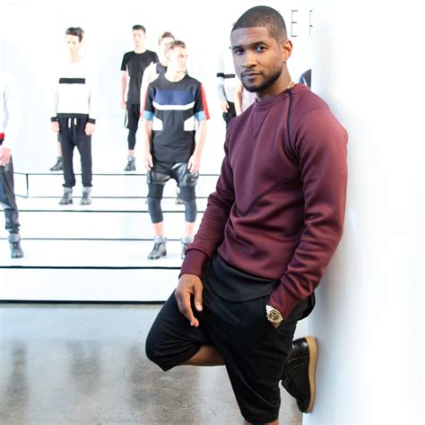 usher hairstyle 2015 usher usher fashion spring and fashion
