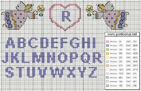 abecedario en punto de cruz para imprimir top patrones de punto de cruz wallpapers