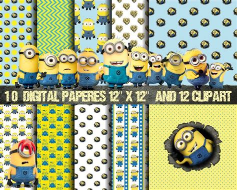 printable minion wrapping paper 252 beste afbeeldingen over minions op pinterest