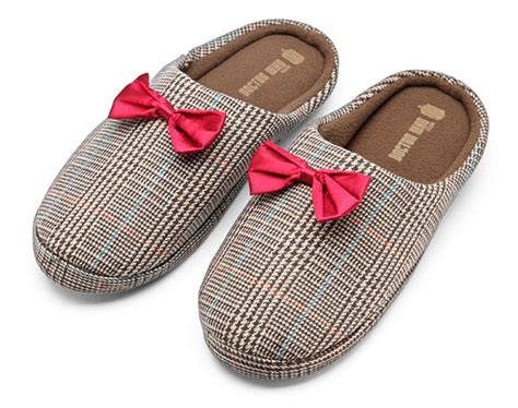 doctor who slippers doctor who 11th doctor s slippers