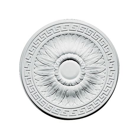 Focal Point Ceiling Medallions by Focal Point Ceiling Medallion 20 In Grecian Flower Medallion 85021 Classic Ceilings