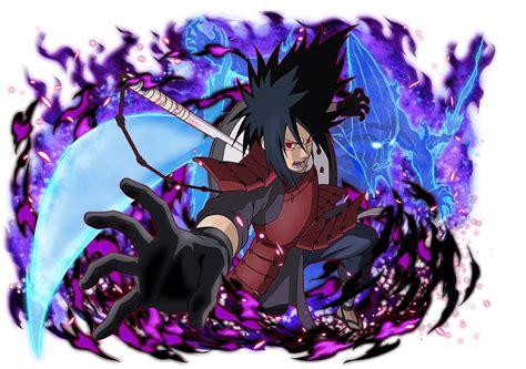 naruto blazing hot blooded youth madara uchiha the vilest name ultimate ninja blazing x