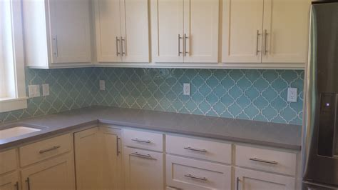 seafoam arabesque glass mosaic tiles rocky point tile