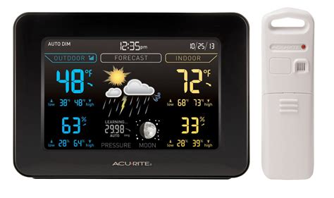 acurite backyard weather thermometer best indoor outdoor wireless thermometer nwc