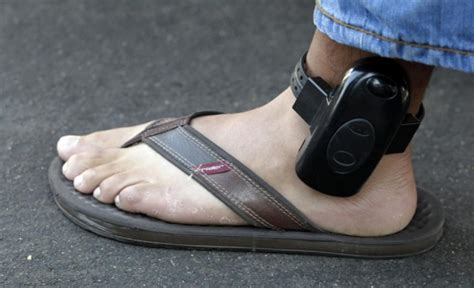 house arrest hackers can disable house arrest ankle bracelet without raising alert