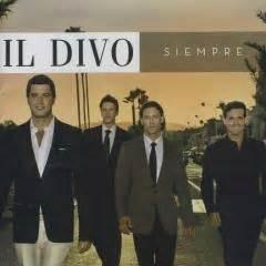 il divo siempre album siempre il divo muziekweb