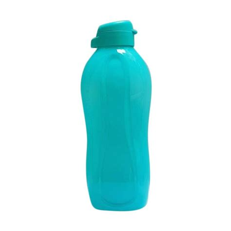 Botol Minum Tupperware 2 Liter jual tupperware eco bottle botol air minum blue 2 liter