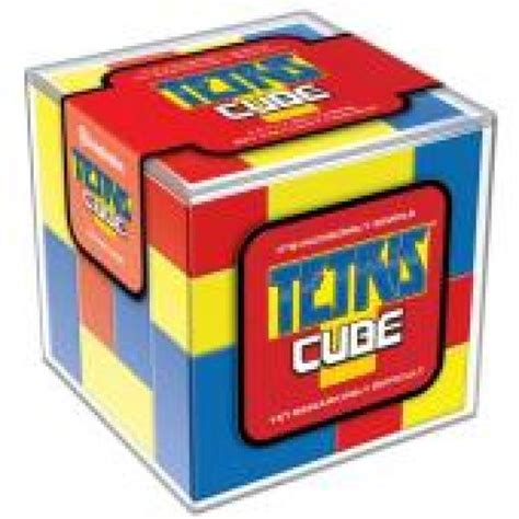 Tetris Cubes It Or It by Tetris Cube Large Toys Zavvi