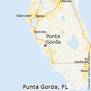 best places to live in punta gorda florida