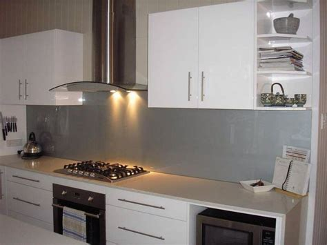 kitchen glass splashback ideas dulux satin silver splashback kitchen ideas kitchens