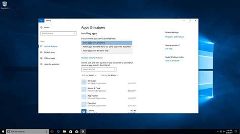 install windows 10 upgrade app microsoft will soon let you block desktop apps from