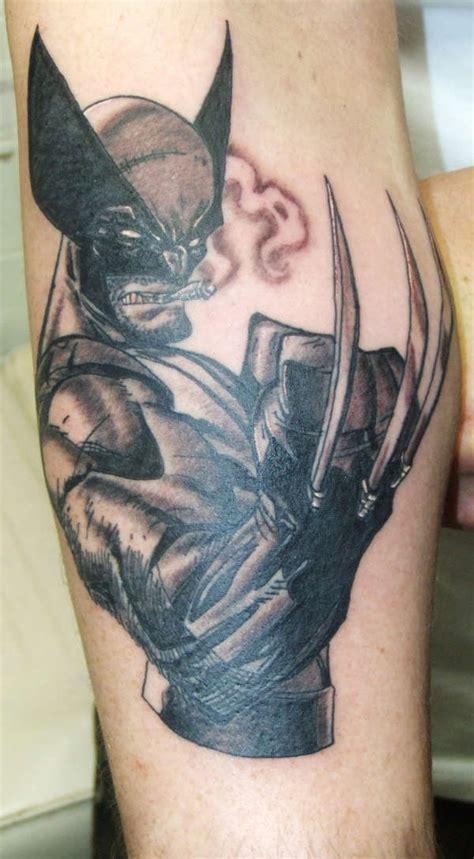 wolverine tattoos wolverine