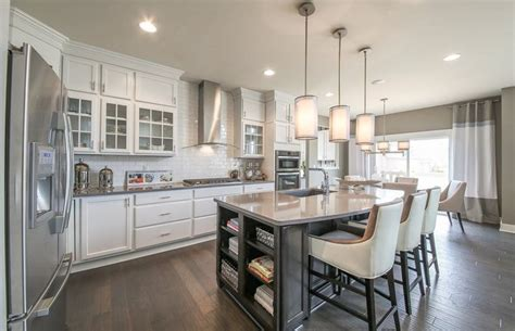 kitchen cabinets wixom mi new homes at parkside estates canton mi pulte homes