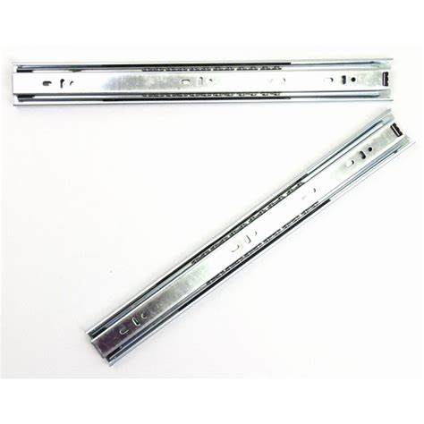 6 inch ball bearing drawer slides 18 inch full extension ball bearing side mount drawer
